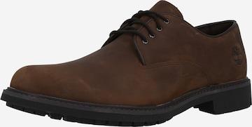 TIMBERLAND Δετό παπούτσι 'Stormbucks' σε καφέ