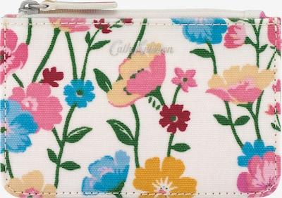 Cath Kidston Portemonnee in de kleur Crème / Blauw / Lichtgeel / Donkergroen / Pink, Productweergave