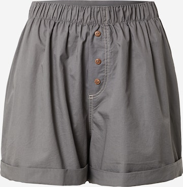 Pantaloncini da pigiama 'SUNDAY MORNING BOXER' di Free People in grigio