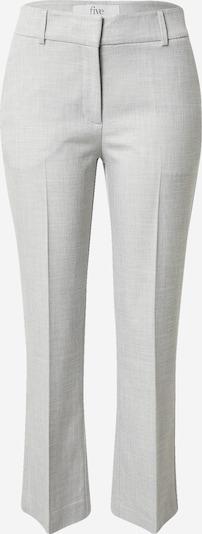 FIVEUNITS Pantalon à plis 'Clara' en gris, Vue avec produit