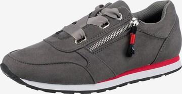 Inselhauptstadt Sneakers in Grey