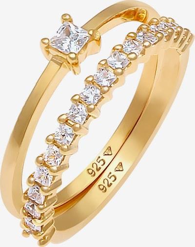 ELLI Conjunto de joyería en oro, Vista del producto