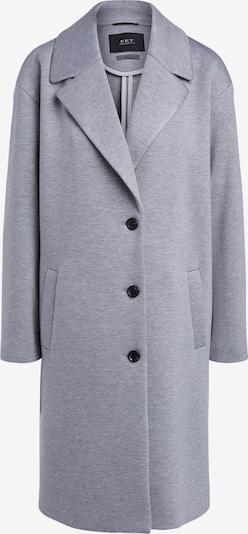 SET Mantel in grau, Produktansicht