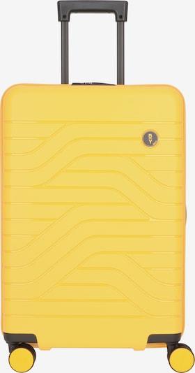 Bric's Trolley  'Ulisse' in gelb, Produktansicht