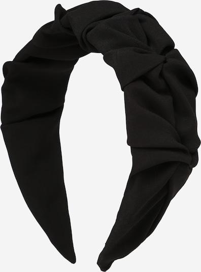 We Are Flowergirls Haarschmuck 'Maleficent' in schwarz, Produktansicht