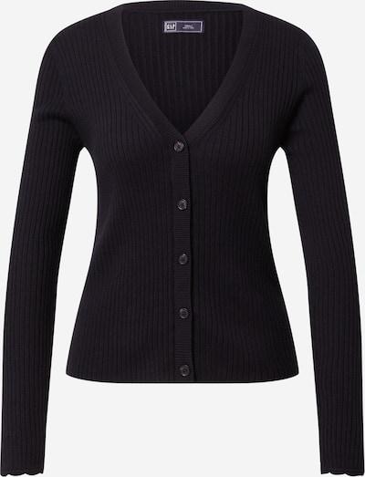 Geacă tricotată GAP pe negru, Vizualizare produs