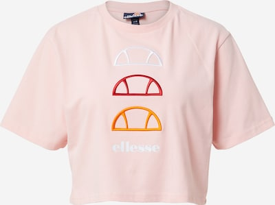 ELLESSE T-Shirt 'Deway' in rosa, Produktansicht
