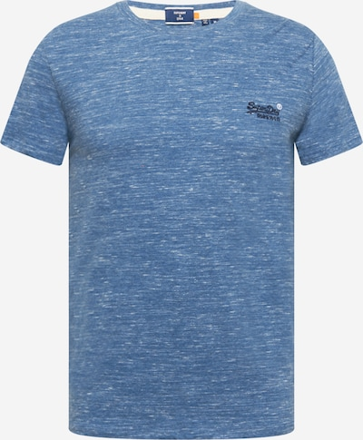 Superdry T-Shirt in royalblau, Produktansicht
