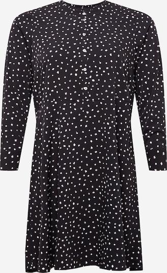 Dorothy Perkins Curve Blousejurk in de kleur Zwart / Wit, Productweergave