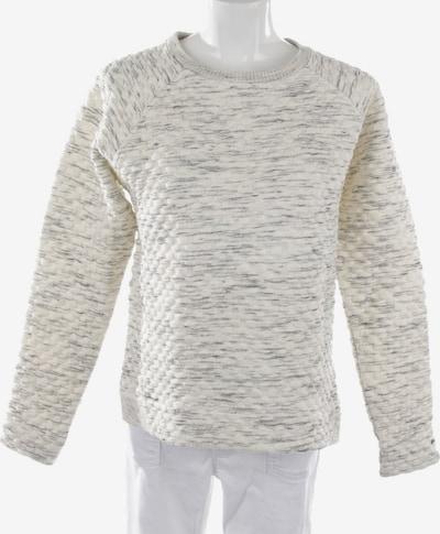 TOMMY HILFIGER Sweatshirt  in S in schwarz / wollweiß, Produktansicht