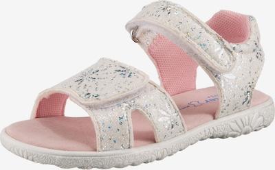 myToys-COLLECTION Sandale in mischfarben / offwhite, Produktansicht