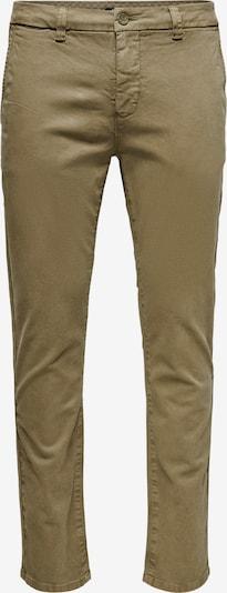 Pantaloni eleganți 'Pete' Only & Sons pe maro deschis, Vizualizare produs
