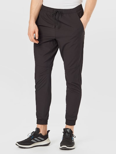 HOLLISTER Панталон в черно, Преглед на модела
