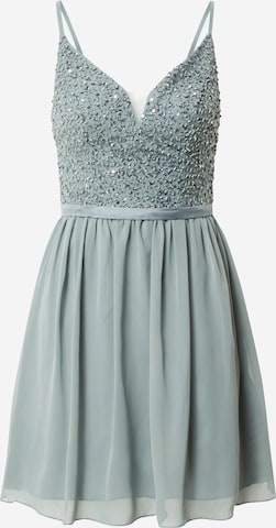 Laona Cocktail Dress in Green