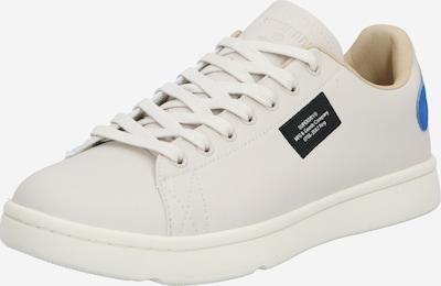 Superdry Chaussure de sport en crème / beige clair / bleu, Vue avec produit