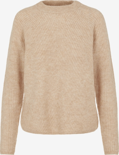 Y.A.S Sweater 'Alva' in mottled beige, Item view