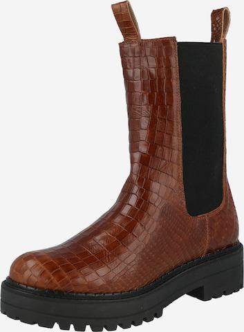 Ca'Shott Boots σε καφέ