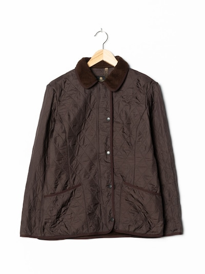 Barbour Jacket & Coat in M-L in Chocolate, Item view