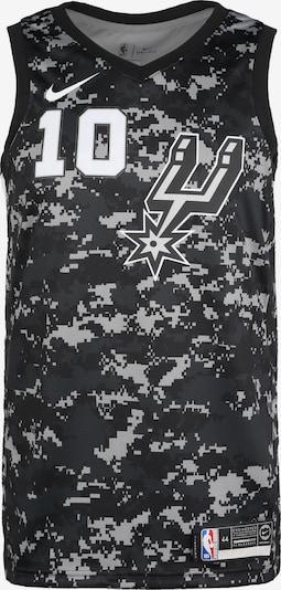 NIKE Basketballtrikot 'San Antonio Spurs DeMar DeRozan' in hellgrau / dunkelgrau / schwarz / weiß, Produktansicht
