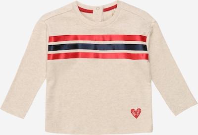 Noppies Shirt 'Trompsburg' in beige / dunkelblau / rot, Produktansicht