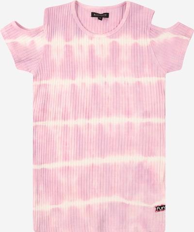 STACCATO T-Shirt en violet / blanc, Vue avec produit