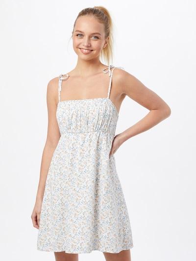 Rochie de vară HOLLISTER pe mai multe culori / alb, Vizualizare model