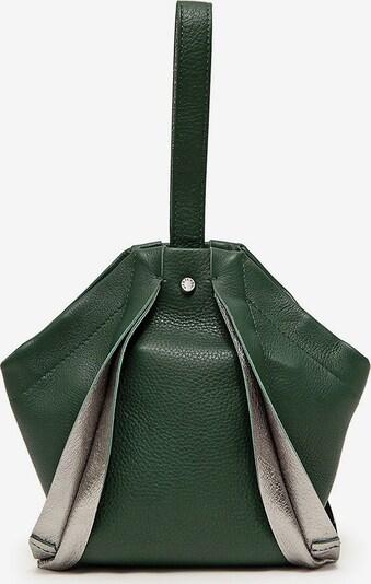 Gretchen Abendtasche 'Opal Pouch' in dunkelgrün, Produktansicht