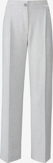 Basler Bügelfaltenhose in graumeliert, Produktansicht