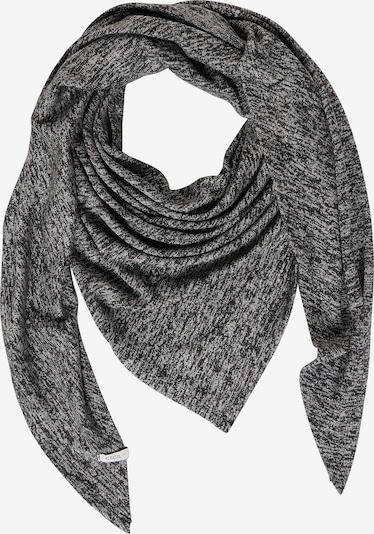 CECIL Dreieckstuch in grau / schwarz, Produktansicht
