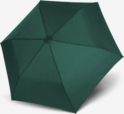 Doppler Taschenschirm 'Zero Magic' 26cm in grün / schwarz, Produktansicht
