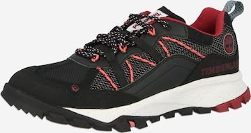 Chaussure de sport à lacets 'Garrison' TIMBERLAND en noir