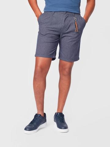 Pantaloni chino 'Milton' di JACK & JONES in blu