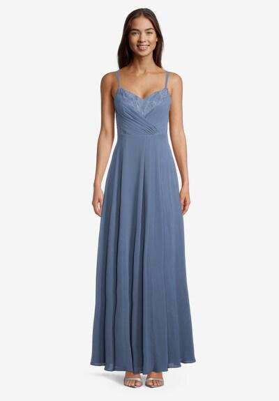 VM Vera Mont Abendkleid in flieder, Modelansicht
