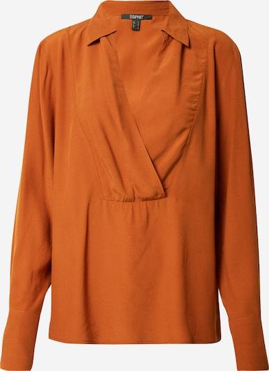 Esprit Collection Blusa en naranja oscuro, Vista del producto