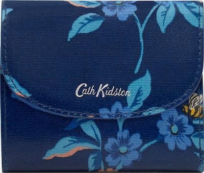 Cath Kidston Geldbörse in nachtblau / hellblau / pfirsich, Produktansicht