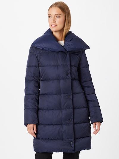 HUGO Abrigo de invierno 'Faria-1' en azul oscuro, Vista del modelo