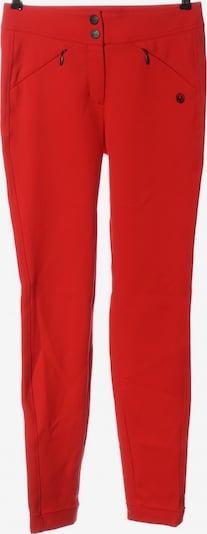 Sportalm High-Waist Hose in XS in rot, Produktansicht