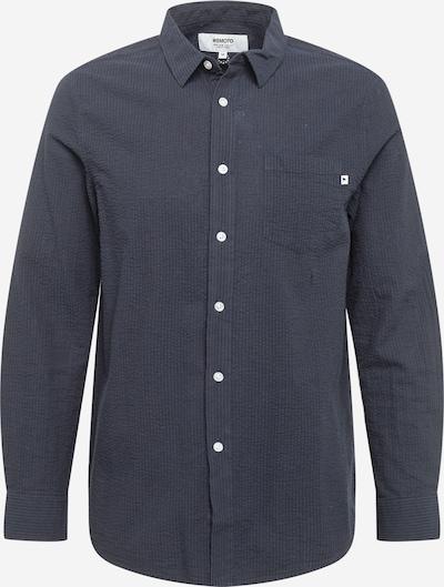 Wemoto Košeľa 'Frahm' - tmavomodrá / čierna, Produkt