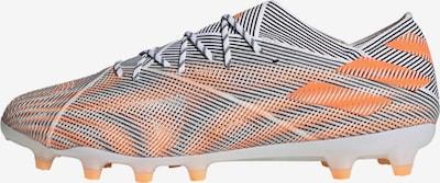 ADIDAS PERFORMANCE Fußballschuh in neonorange / schwarz / weiß, Produktansicht