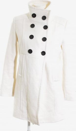 Basic Line Wollmantel in S in weiß, Produktansicht