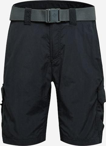 COLUMBIA Παντελόνι πεζοπορίας σε μαύρο