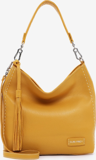 Suri Frey Shoulder Bag ' Stacy ' in Yellow / White, Item view