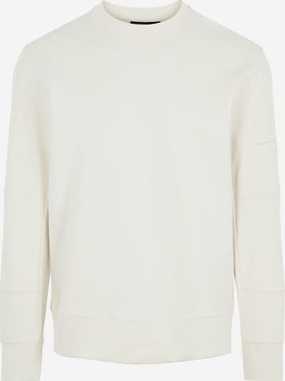 J.Lindeberg Sweatshirt 'Pete' in de kleur Offwhite, Productweergave