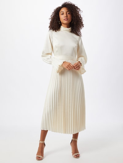 IVY & OAK Kleid in beige, Modelansicht