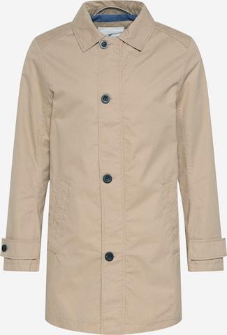 TOM TAILOR Between-seasons coat in Beige