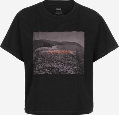 LEVI'S Shirt 'Graphic Varsity' in schwarz, Produktansicht