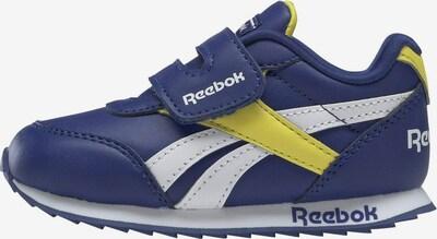 Reebok Classic Schuhe in blau / gelb / weiß, Produktansicht