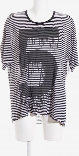 5Preview Top & Shirt in M in Black / White, Item view