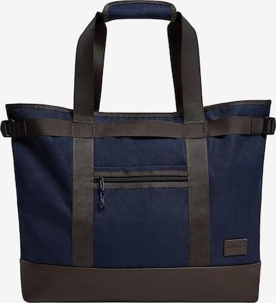 MANGO MAN Tasche in dunkelblau / schwarz, Produktansicht