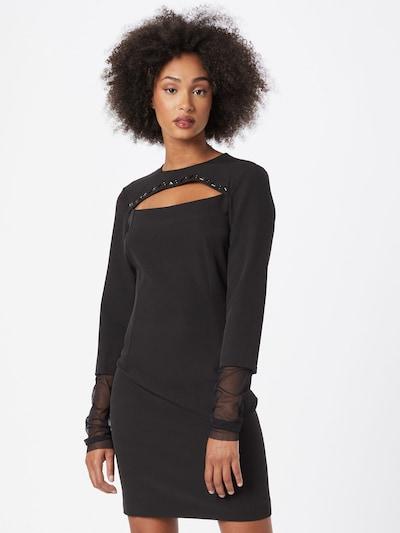 Rochie 'ABITO' PATRIZIA PEPE pe negru, Vizualizare model